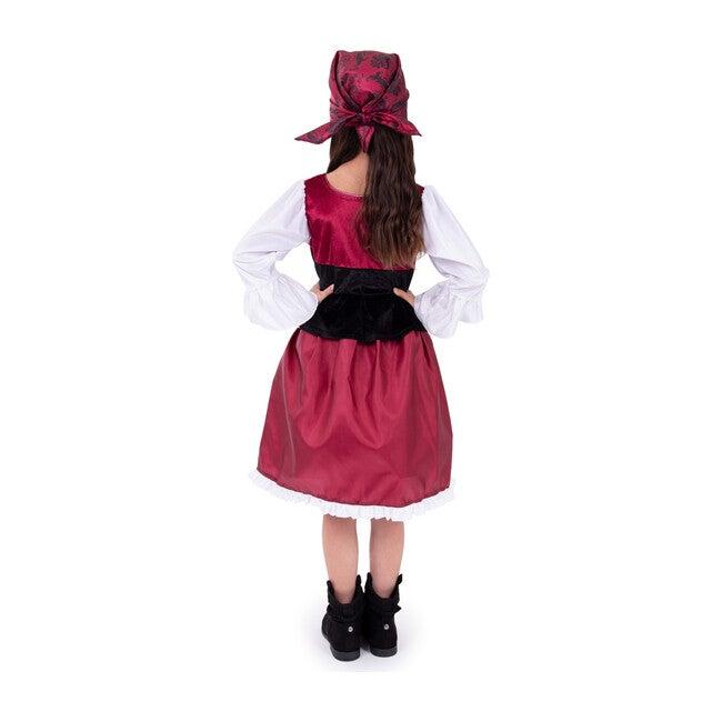 Pirate Dress with Bandana