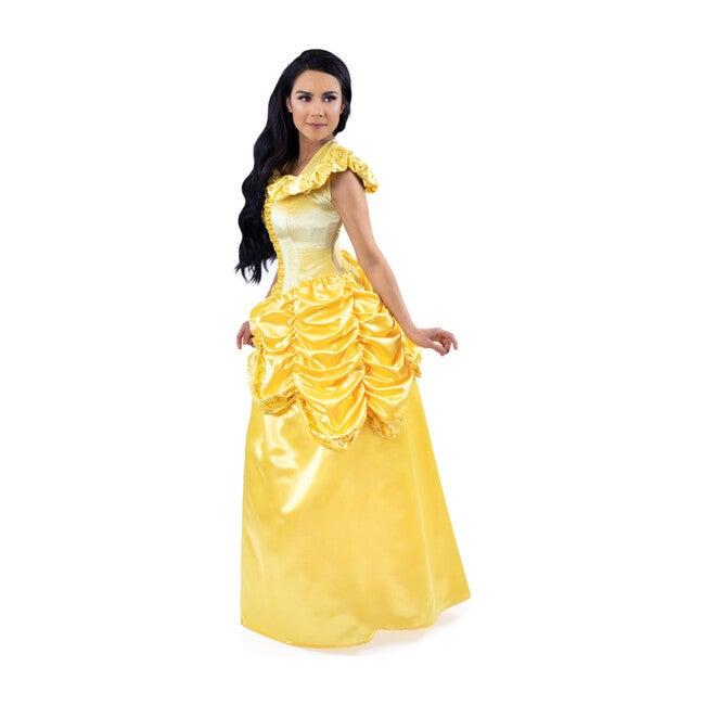 Adult Enchanted Yellow Beauty
