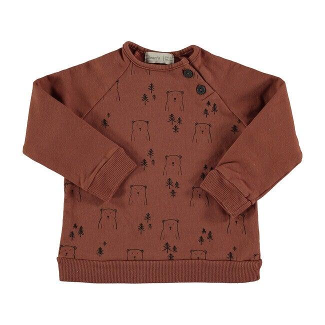 Bears Sweatshirt, Tile