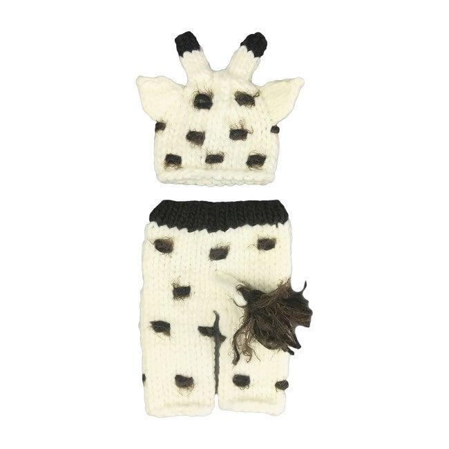 Sophie Giraffe Newborn Set, Cream and Brown