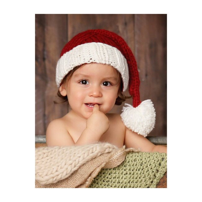 Nicholas Santa, Red and White