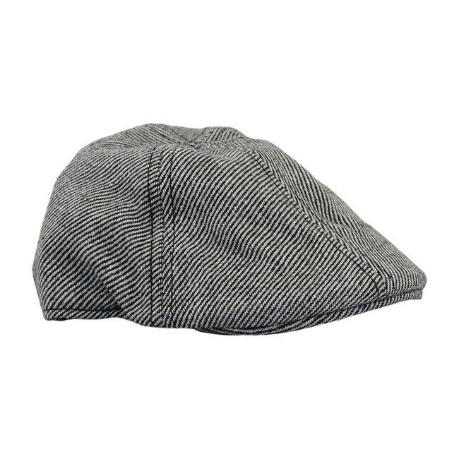Cooper Tweed Cap, Gray