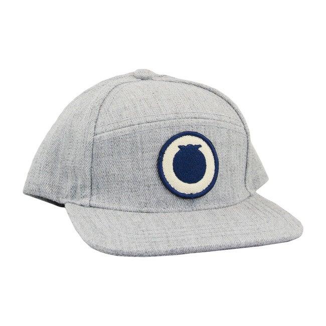 Blueberry Logo Snapback