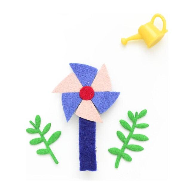 Pinwheel Clip, Multi