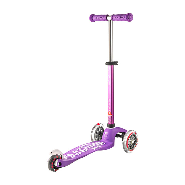 Mini Deluxe, Purple