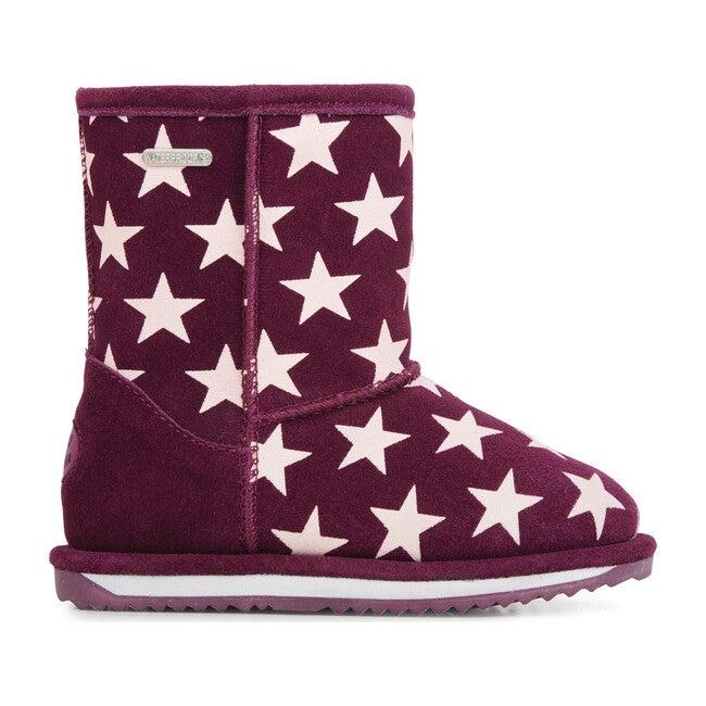 Starry Night Brumby, Plum - Boots - 1