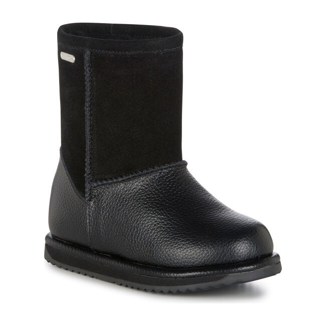 Trigg Boot, Black