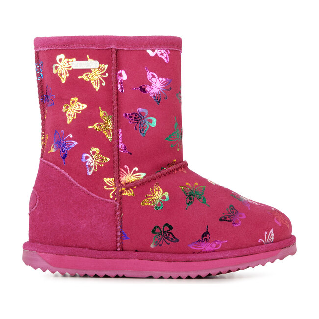 Flutter Brumby, Berry - Boots - 1
