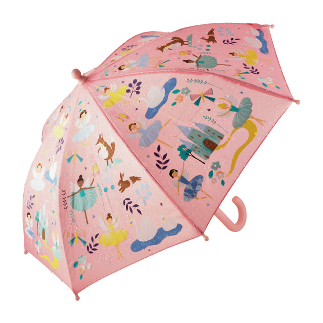 Enchanted Colour Changing Pink Umbrella