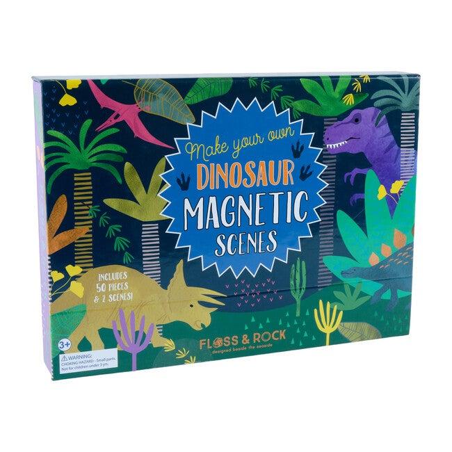 Dinosaur Magnetic Play Scene - Arts & Crafts - 1