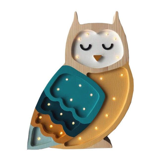 Owl Lamp, Retro