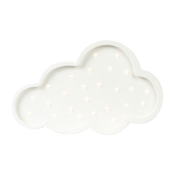 Cloud Lamp, White