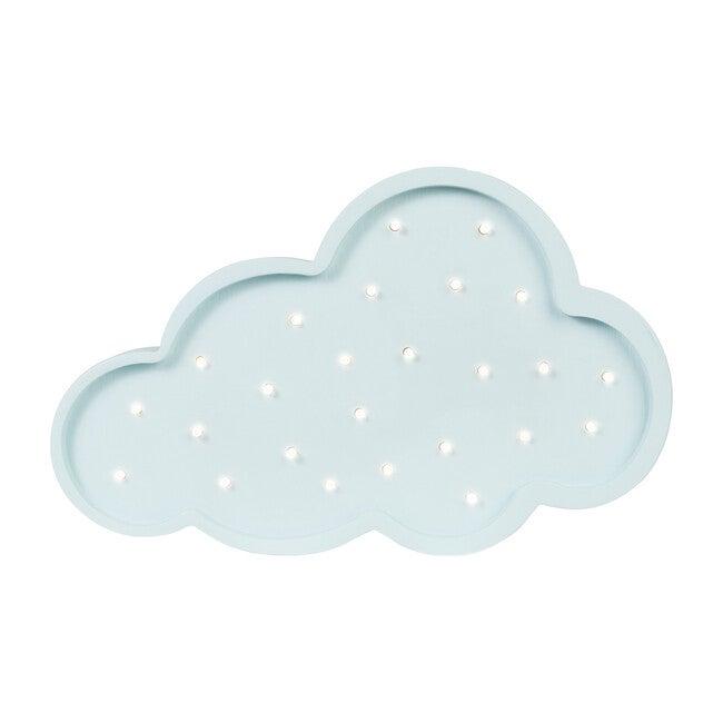 Cloud Lamp, Blue
