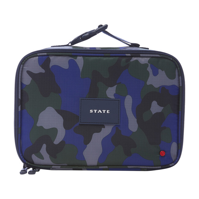 Rodgers Lunch Box, Camo