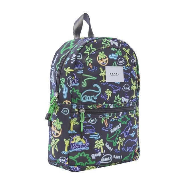 Mini Kane Backpack, Neon Dino