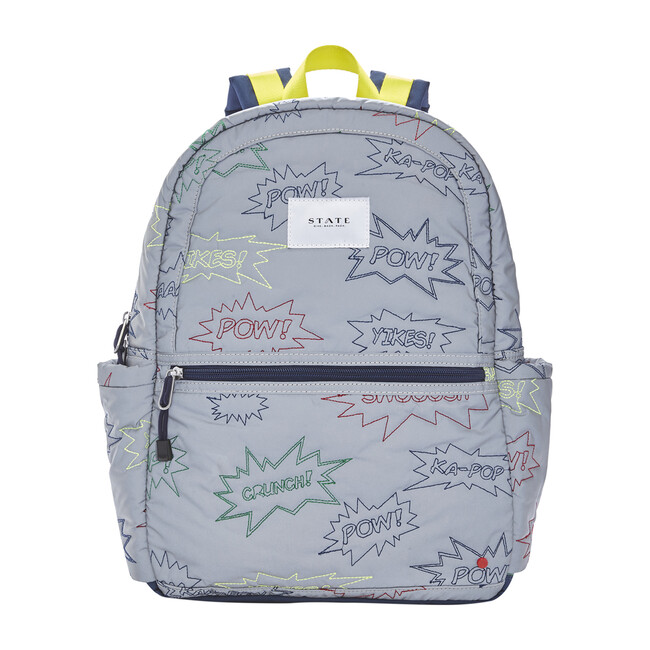 Kane Kids Backpack, Quilting