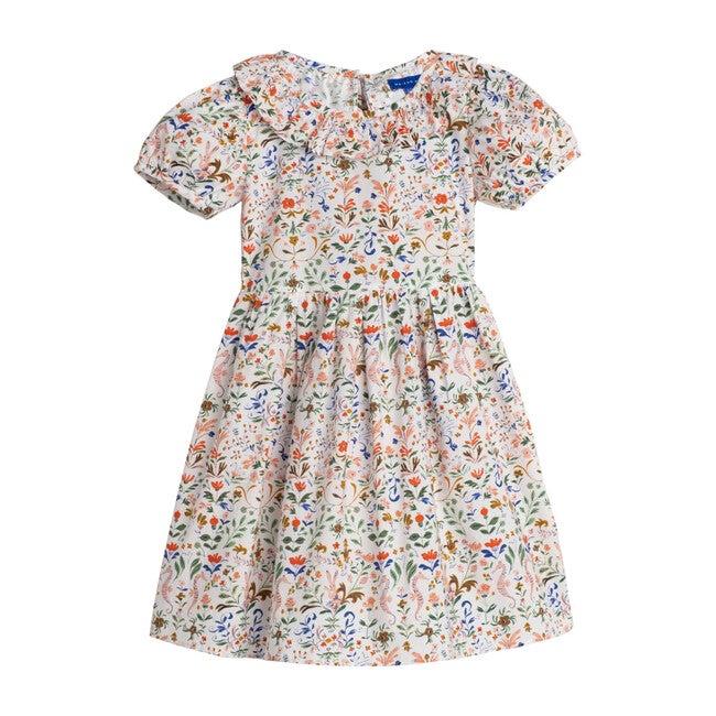 Blake Dress, Flowers & Rabbits - Dresses - 1