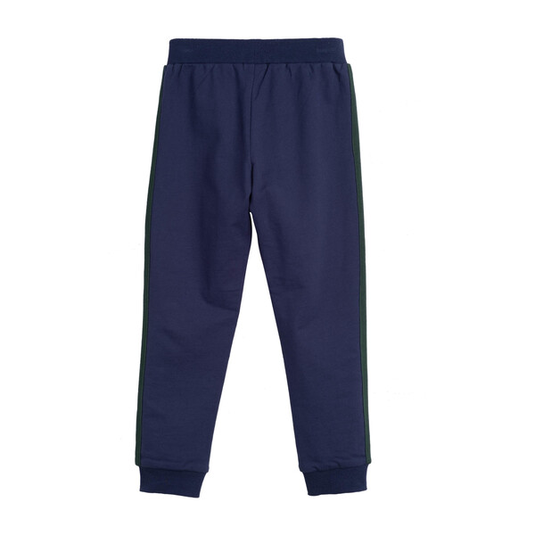 Riley Track Jogger, Navy Multi