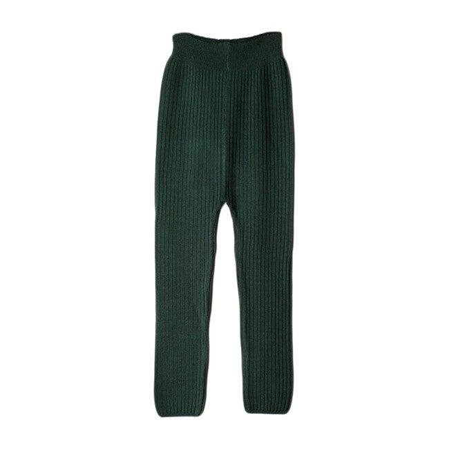 Gaspar Legging, Green - Leggings - 1