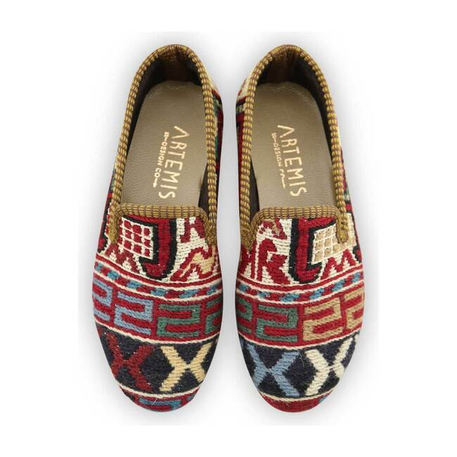 *Exclusive* Kids Kilim Loafers-32