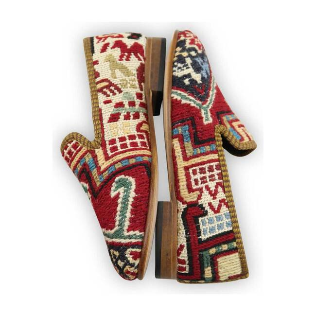 *Exclusive* Kids Kilim Loafers-31