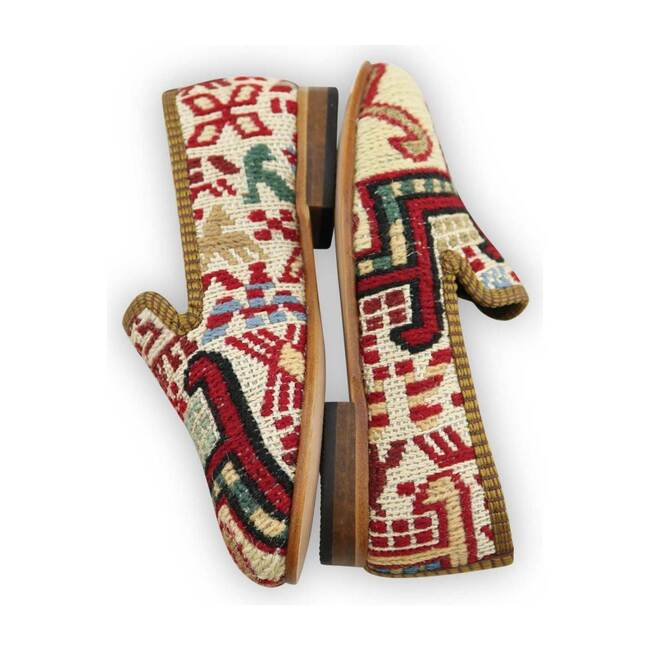 *Exclusive* Kids Kilim Loafers-29