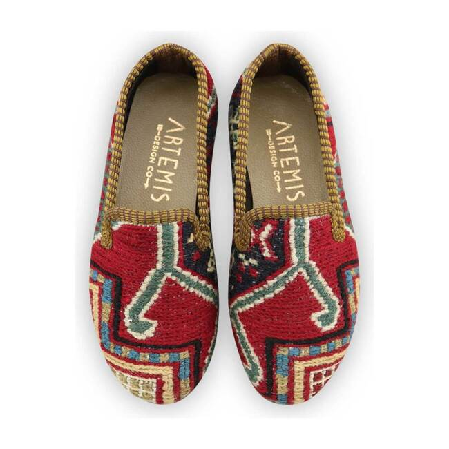 *Exclusive* Kids Kilim Loafers-28