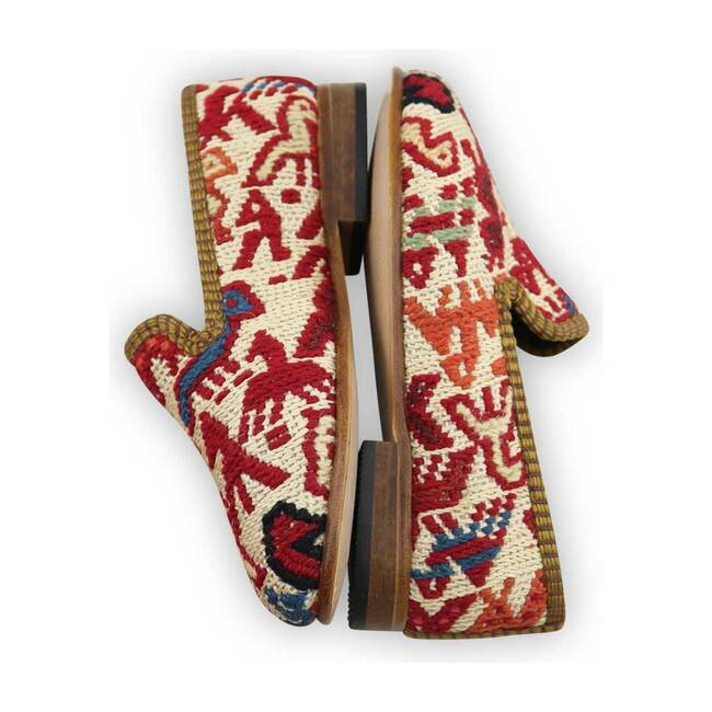 *Exclusive* Kids Kilim Loafers-27