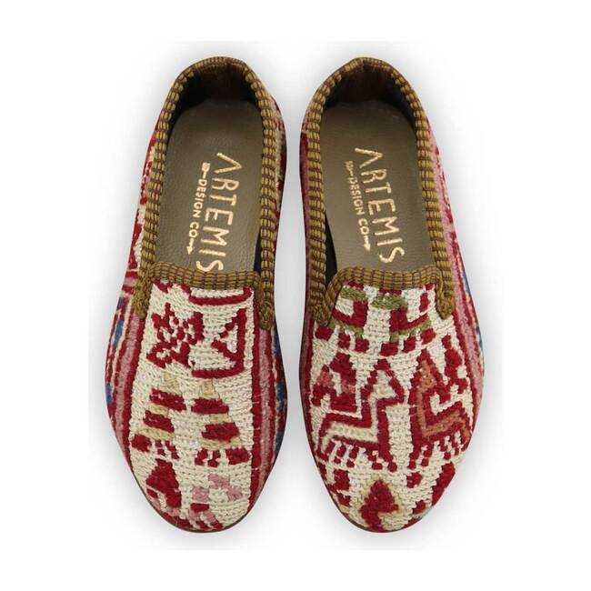 *Exclusive* Kids Kilim Loafers-26
