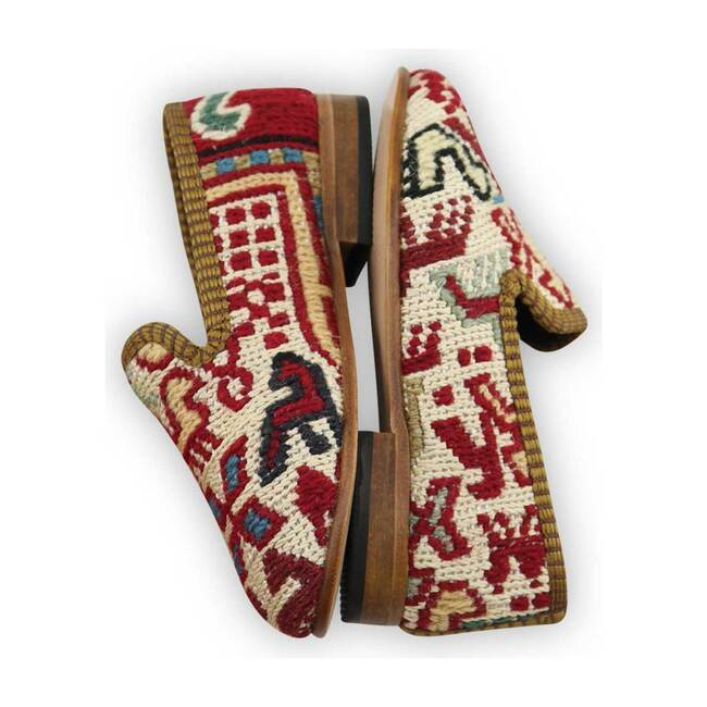 *Exclusive* Kids Kilim Loafers-25