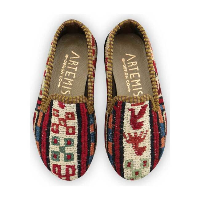 *Exclusive* Kids Kilim Loafers-24