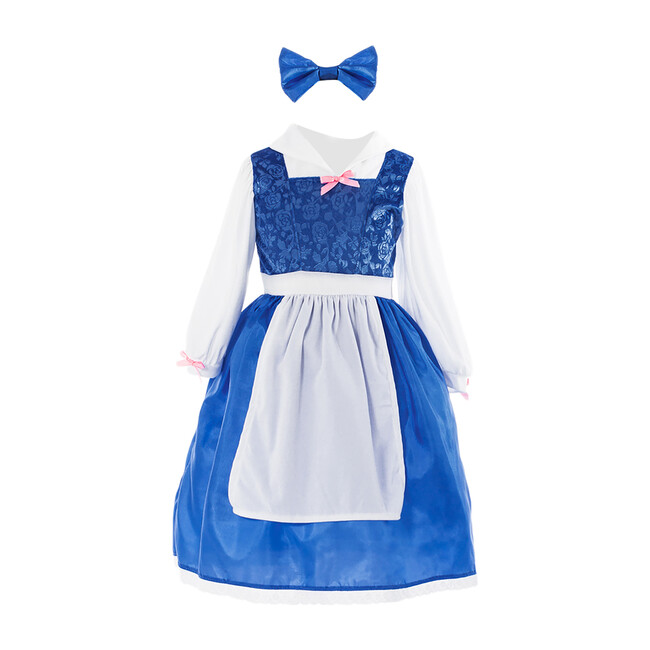 Beauty Day Dress with Bow