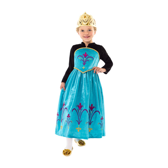 Ice Queen Coronation
