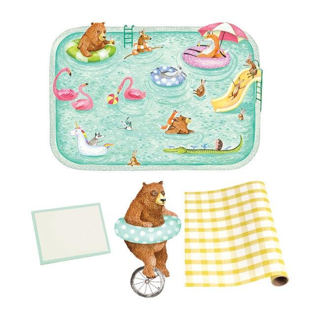Pool Party Tablescape Bundle