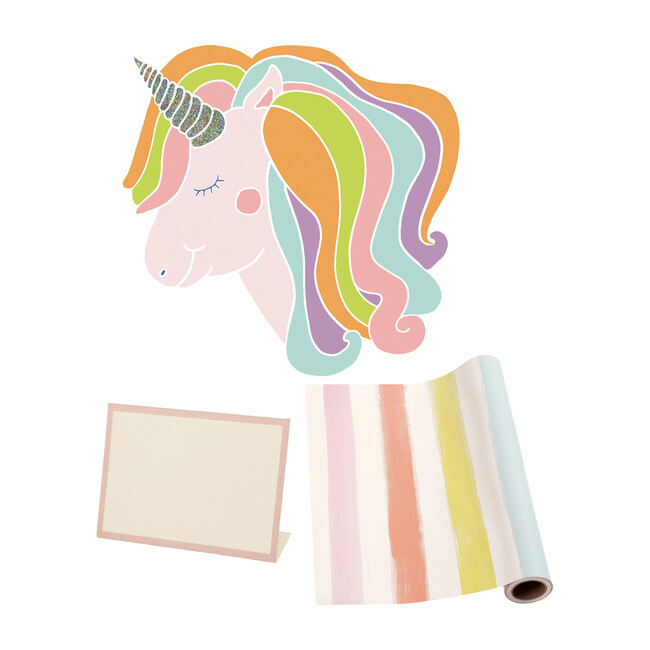 Sorbet Unicorn Tablescape Bundle
