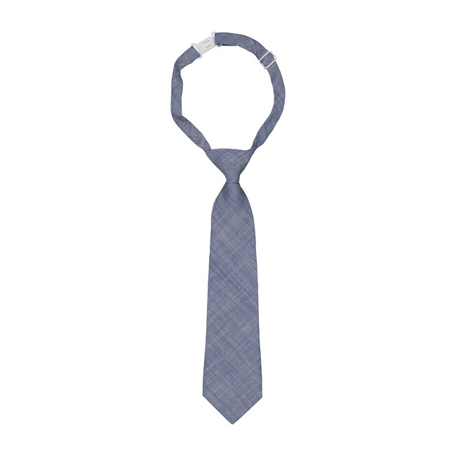 Tie, Chambray