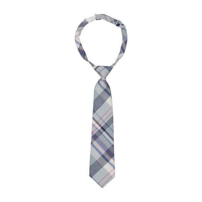 Plaid Tie, Pastel