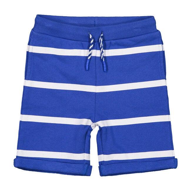 Sunny Day Short, Navy Stripe
