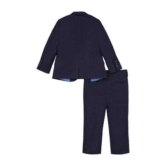 Two-Piece Suit Set, Dark Blue
