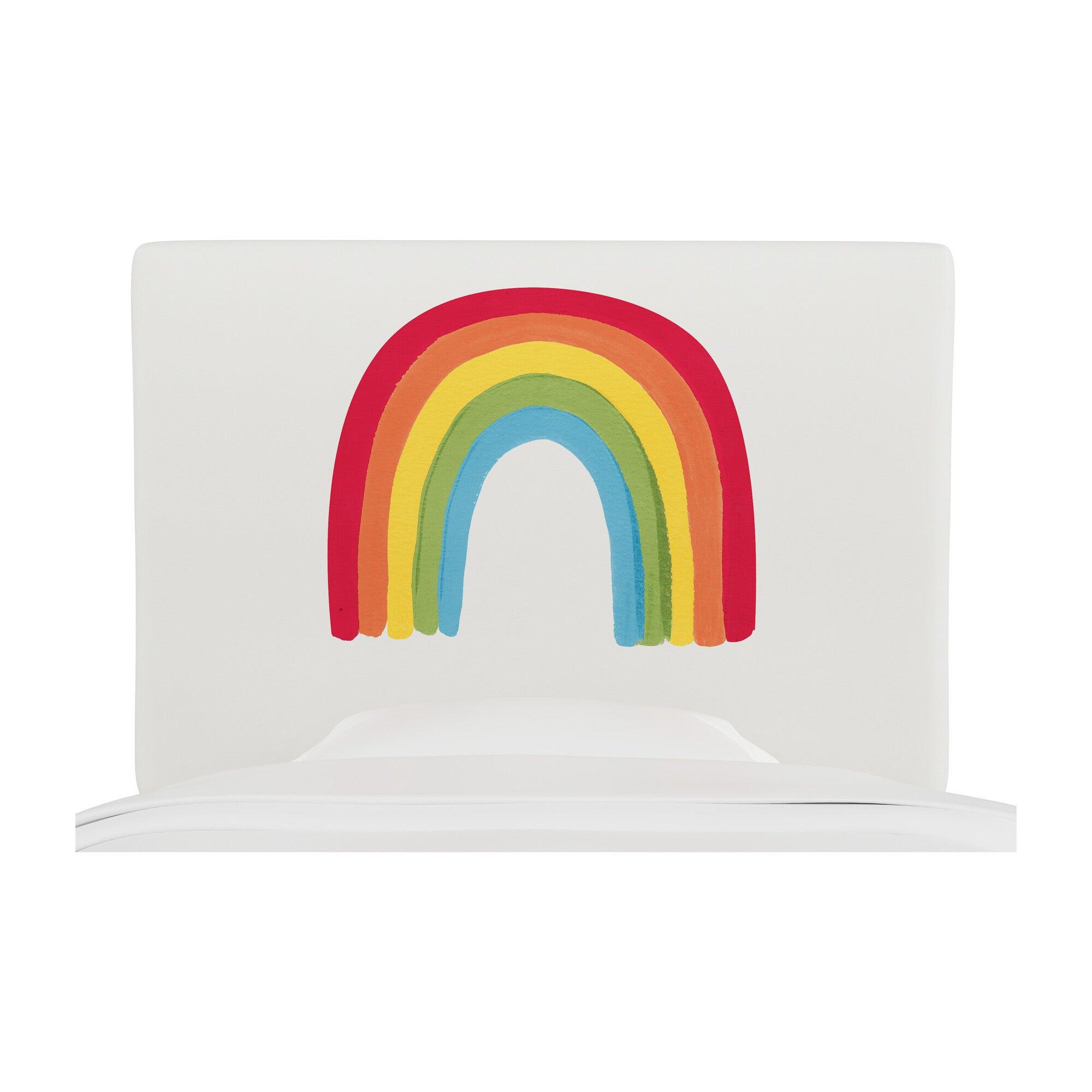 Isla Headboard, Rainbow