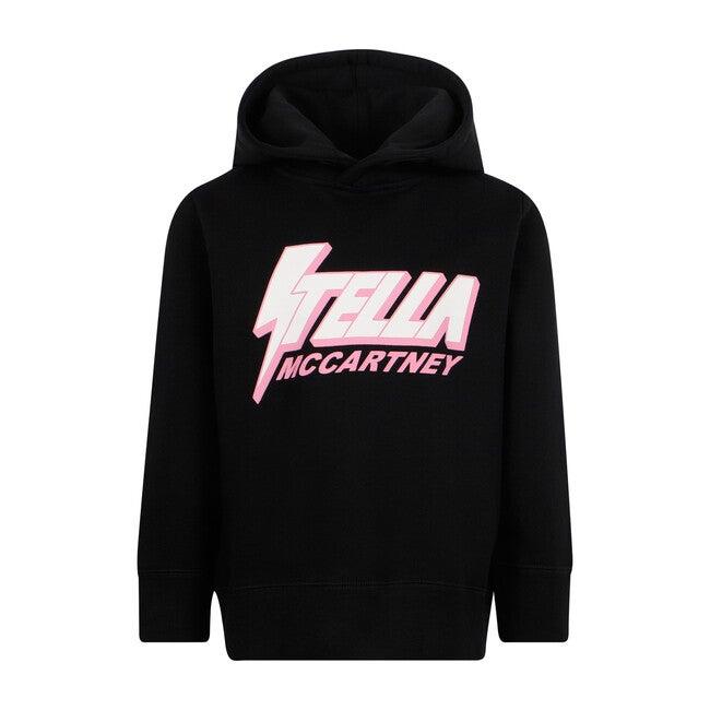 Stella Sport Hooded Sweatshirt, Black