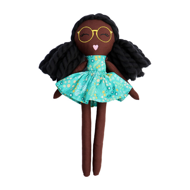 The Audrey Doll