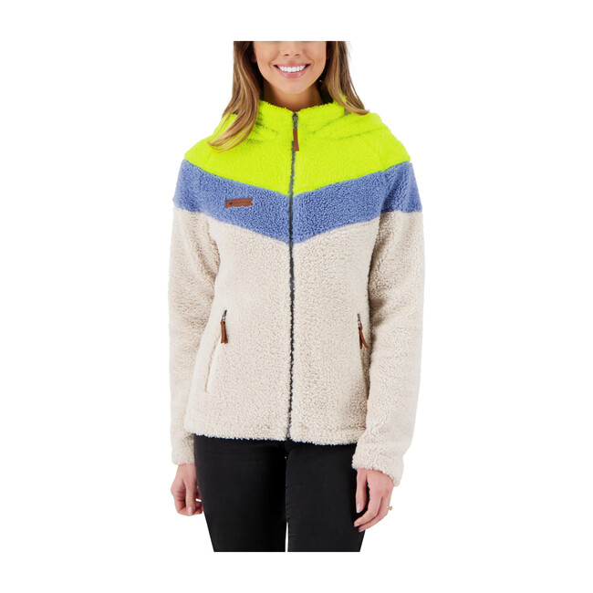Women's Kai Sherpa Jacket, Tahini