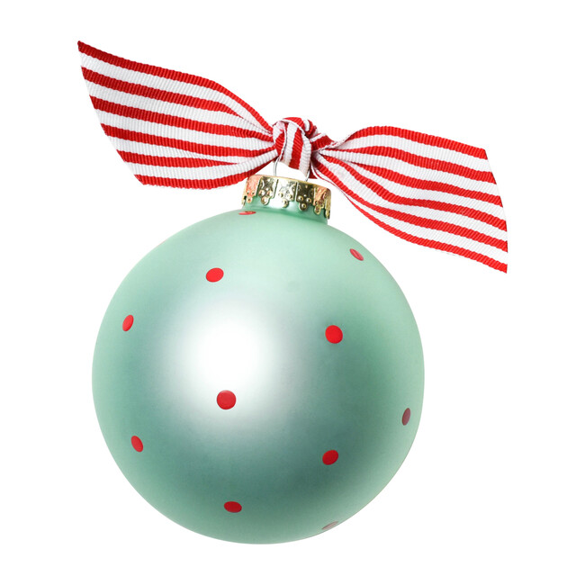 My First Christmas Ornament, Blue