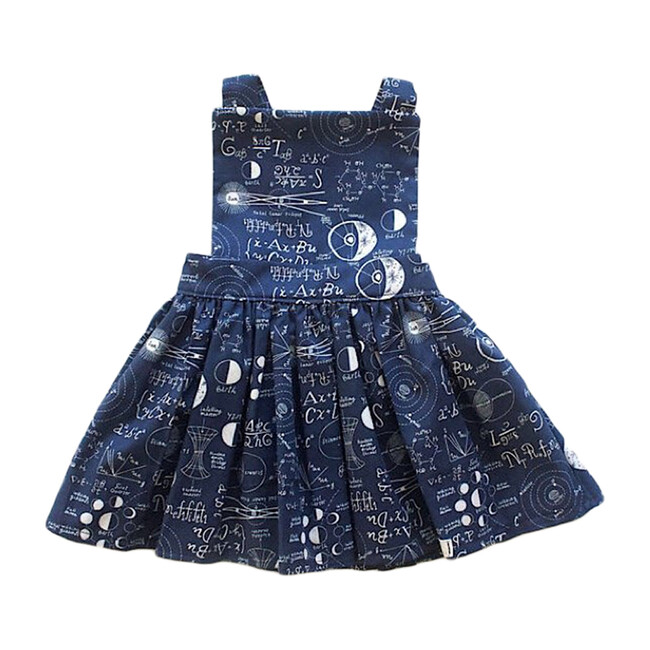 Pinafore Dress, STEM - Dresses - 0