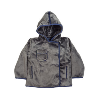 All-Season Traveler Jacket, Grey - Jackets - 1 - zoom
