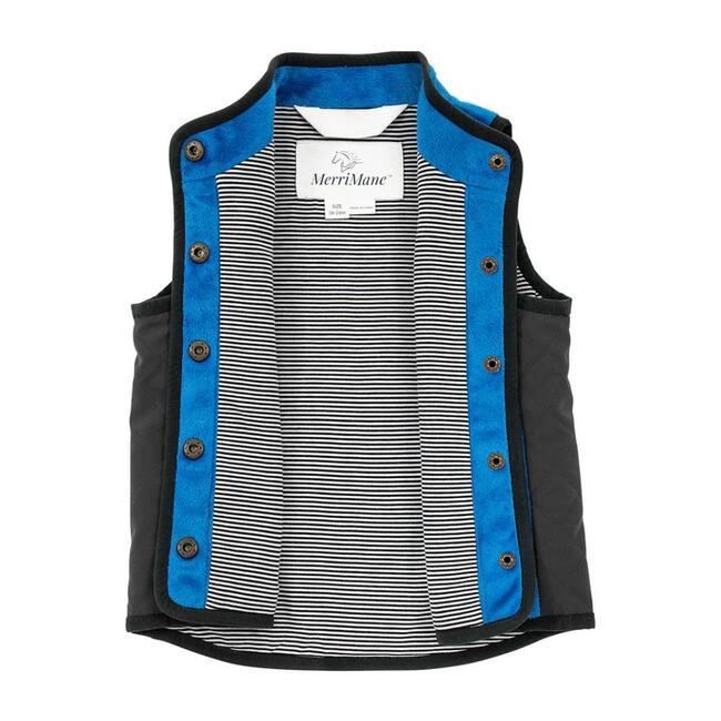 Lightweight Everyday Vest, Blue