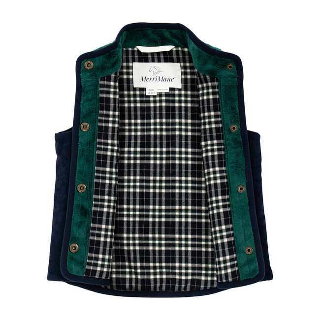 All-Season Vest, Green
