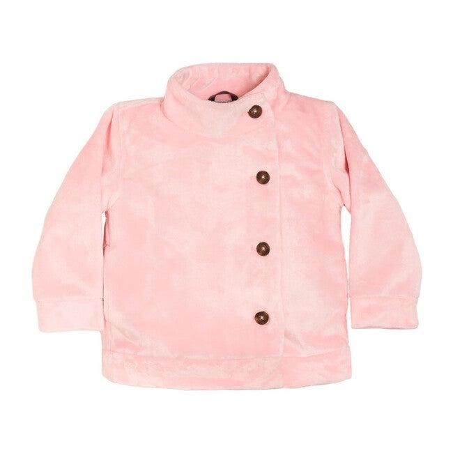The Cruise Jacket, Blush Pink