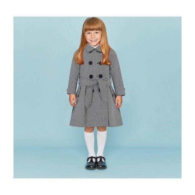 Mayfair Coat, Houndstooth